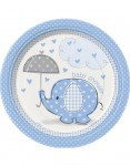 baby-shower-blue-bord-18cm-a8